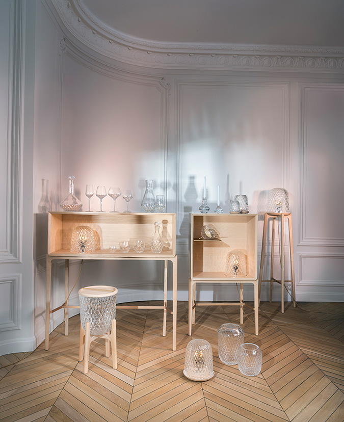 st. louis crystal present the folia collection - Maison et Objet 2017 maison et objet 2017 St. louis crystal present the folia collection – Maison et Objet 2017 2 1