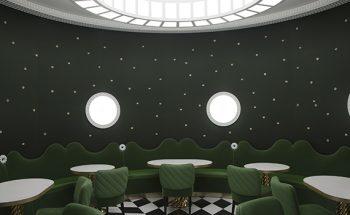 The French Luxury Bakery Ladurée Quai des Bergues