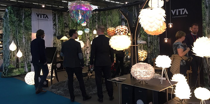 Luxury Lighting by Vita at Maison et Objet 2017