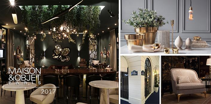 Top 20 luxury brands at maison et objet 2017 for Maison brand