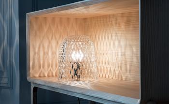 St. louis crystal present the folia collection – Maison et Objet 2017