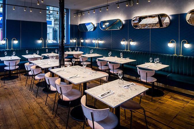Mid Century Modern Clerkenwell Grind Restaurant in London mid century modern Mid Century Modern Clerkenwell Grind Restaurant in London grind2