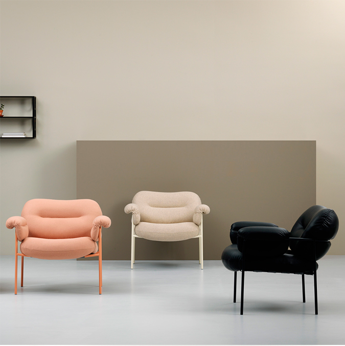 Exclusive Scandinavian Modern Furniture By Fogia