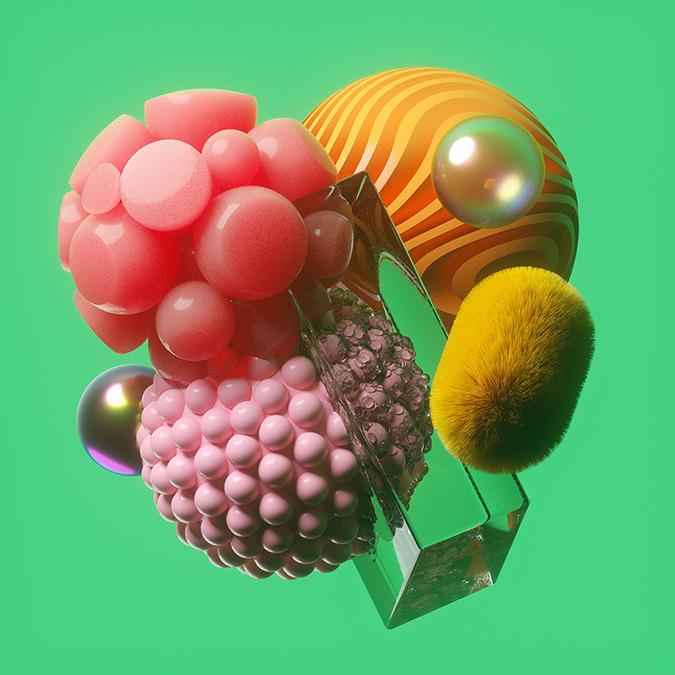 3D Artist and Design Illustrator David McLeod
