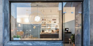 New Minimal Elegance and Retro Vibes Canteen in Lisbon
