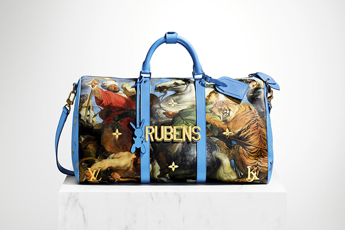 New Collection of Bags and Accessories for Louis Vuitton of Jeff Koons louis vuitton New Collection of Bags and Accessories for Louis Vuitton of Jeff Koons http 2F2Fhypebeast