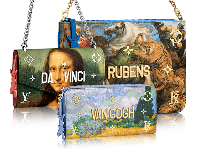 New Collection of Bags and Accessories for Louis LV Vuitton of Jeff Koons louis vuitton New Collection of Bags and Accessories for Louis Vuitton of Jeff Koons louis vuitton masters jeff koons collection6