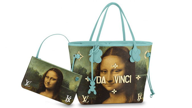 New Collection of Bags and Accessories for Louis LV Vuitton of Jeff Koons louis vuitton New Collection of Bags and Accessories for Louis Vuitton of Jeff Koons m43325 pm1  h 2017