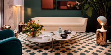 Galleria Rossana Orlandi with Modern Furniture Collection - Design Gallerist - Discover the season's rare and unique design ideas. Visit us at www.designgallerist.com/blog/ #DesignGallerist #uniquedesignideas #contemporarydesign @designgallerist