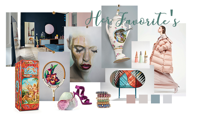The Best Moodboards for Summer Decor Trends 2017 - Design Gallerist - Discover the season's rare and unique design ideas. Visit us at www.designgallerist.com/blog/ #DesignGallerist #uniquedesignideas #contemporarydesign @designgallerist  summer decor trends 2017 The Best Moodboards for Summer Decor Trends 2017 her favorites