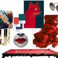 Boca do Lobo Presents Fall 2017 Fashion Trends Inspired by Pantone ➤ Design Gallerist - Discover the season's rare and unique design ideas. Visit us at www.designgallerist.com/blog/ #DesignGallerist #uniquedesignideas #contemporarydesign #trends2017 @designgallerist @bocadolobo