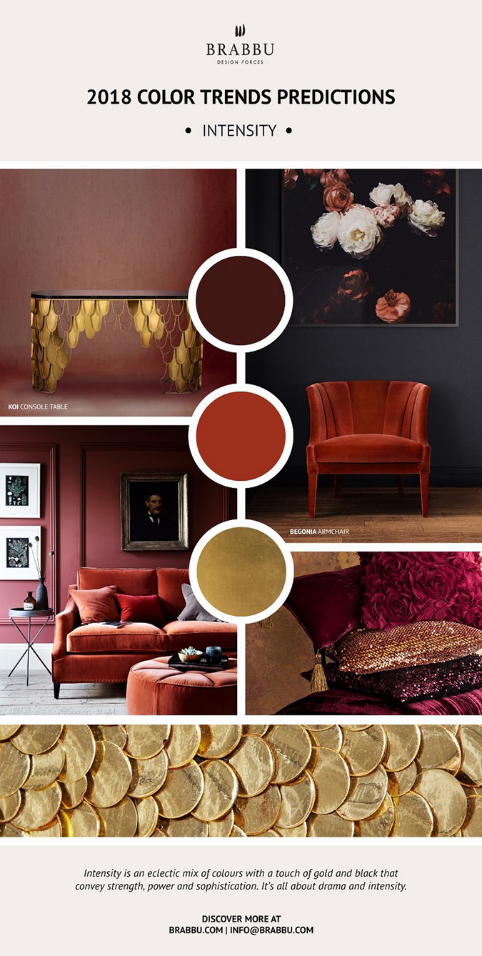 Pantone's Color Trend Predictions for 2018 by Brabbu pantone's color trend predictions for 2018 Pantone's Color Trend Predictions for 2018 by Brabbu 3