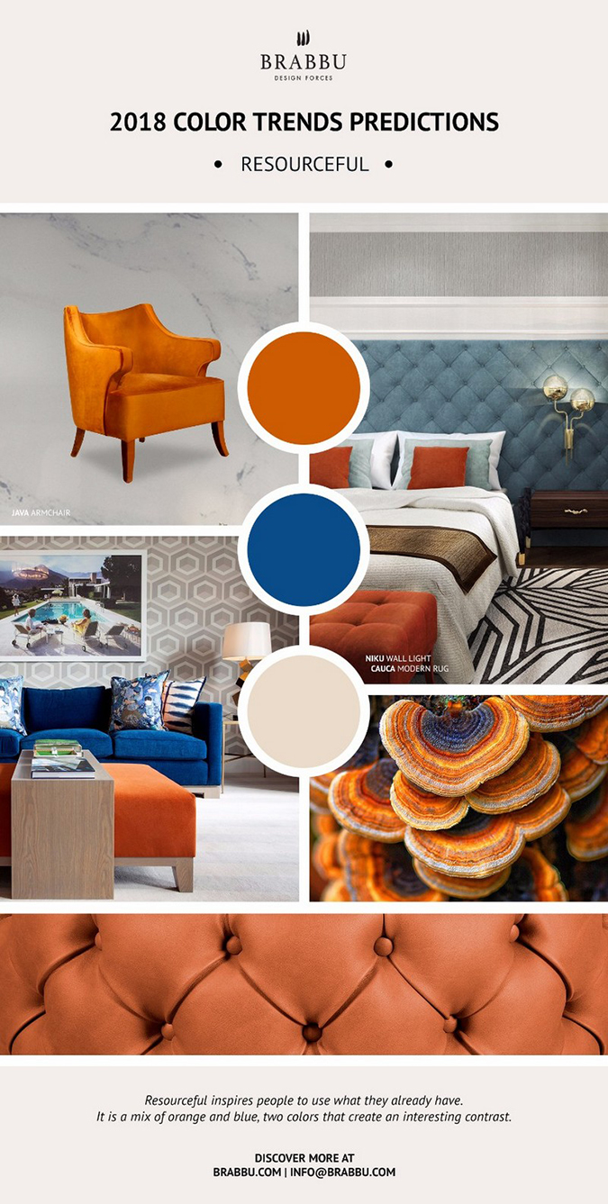 Pantone's Color Trend Predictions for 2018 by Brabbu pantone's color trend predictions for 2018 Pantone's Color Trend Predictions for 2018 by Brabbu Decorate Your Interiors Using Pantones 2018 Colour Trends Predictions 6