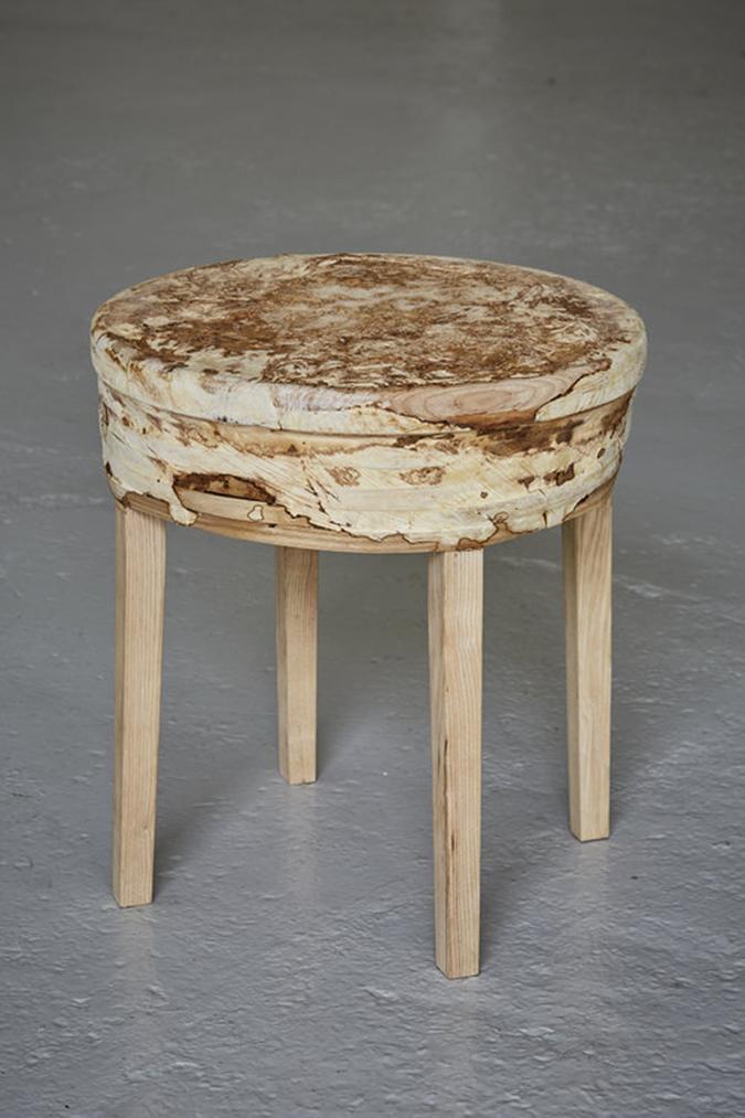 Mushroom mycelium - the unique material to suede-like furniture suede-like furniture Mushroom mycelium - the unique material to suede-like furniture dg sebastian cox ninela ivanova 9