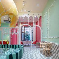 World Inspiration for Kids at Neobio Kids Restaurant