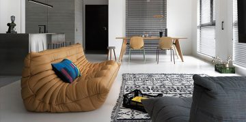 modern apartment Unique Lifestyle and Modern Apartment by 2Books Space Design featured copy 360x179