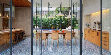 A Home that is a breath of fresh air by Tamara Wibowo Architects