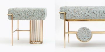 The Bina Baitel Handmade Furniture Collection Inspired by Jewelry