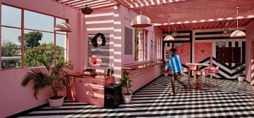 The Pink Zebra, a Concoction of Interior Design Theories