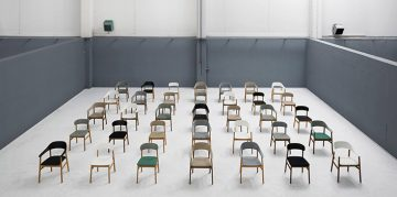 Normann Copenhagen, Herit chair-Between Tradition and Innovation