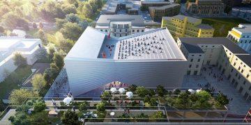 Bjark Ingels Group Will Design Albania's New National Theatre