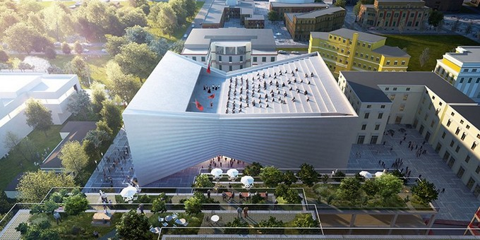 Bjark Ingels Group Will Design Albania's New National Theatre Bjark Ingels Group Bjark Ingels Group Will Design Albania's New National Theatre Bjark Ingels Group Will Design Albanias New National Theatre 2