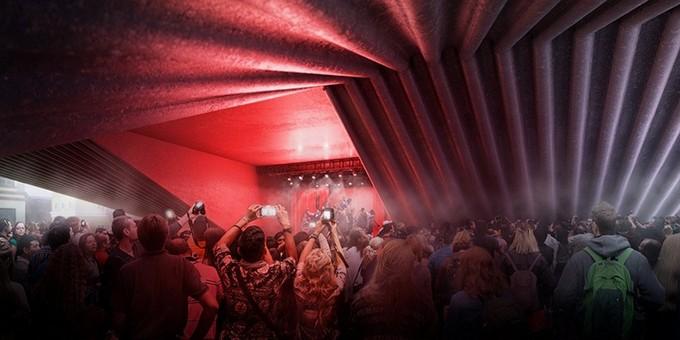 Bjark Ingels Group Will Design Albania's New National Theatre Bjark Ingels Group Bjark Ingels Group Will Design Albania's New National Theatre Bjark Ingels Group Will Design Albanias New National Theatre 4