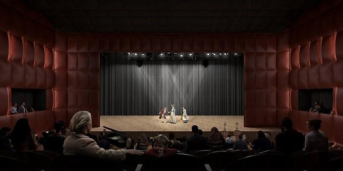 Bjark Ingels Group Will Design Albania's New National Theatre Bjark Ingels Group Bjark Ingels Group Will Design Albania's New National Theatre Bjark Ingels Group Will Design Albanias New National Theatre 5