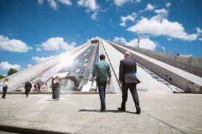 Dutch Studio MVRDV Will Give Albania's Communist Monument a New Life