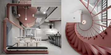 Ideas Lab, a fusion of styles in Shanghai, China