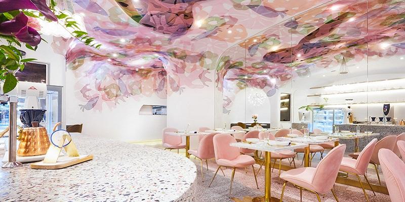 Blufish Restaurant  blufish restaurant Whimsical Blufish Restaurant by SODA Architects in Beijing Blufish Restaurant 5