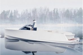 Q-Yachts Q30: The all New, All Electric, All Scandinavian Design Yacht