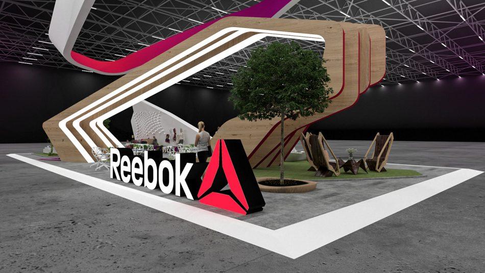 Reebok Exhibition Stand  Reebok Exhibition Stand Reebok Exhibition Stand 11