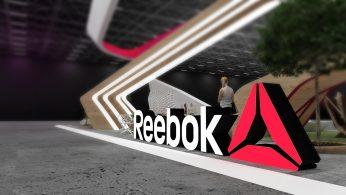 Reebok Exhibition Stand