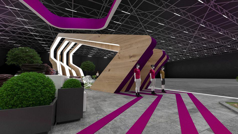 Reebok Exhibition Stand  Reebok Exhibition Stand Reebok Exhibition Stand 16