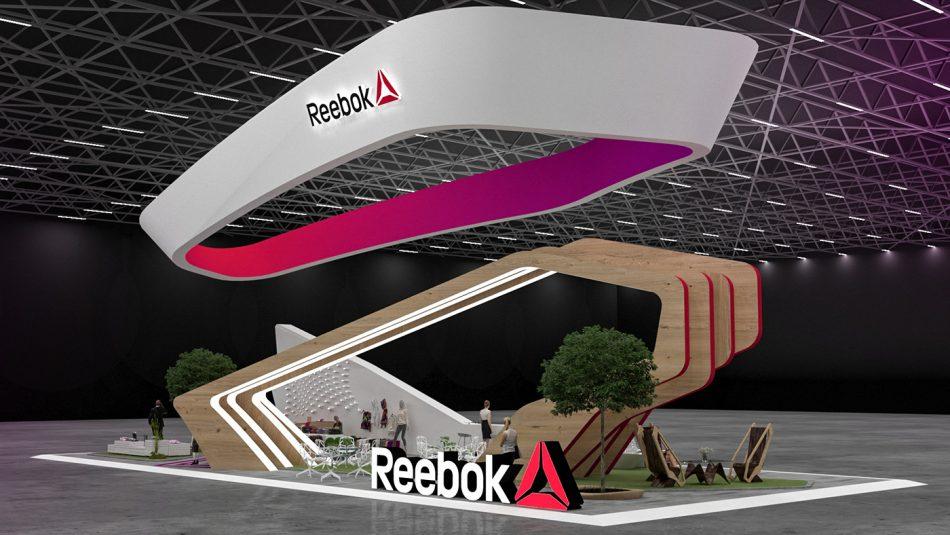 Reebok Exhibition Stand  Reebok Exhibition Stand Reebok Exhibition Stand 2