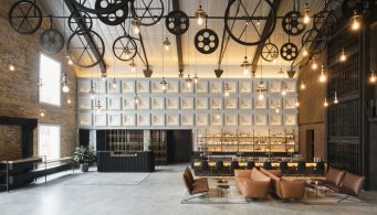 The warehouse hotel / Industrial Chic Hotel In Singapore