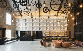 The warehouse hotel //  Industrial Chic Hotel In Singapore