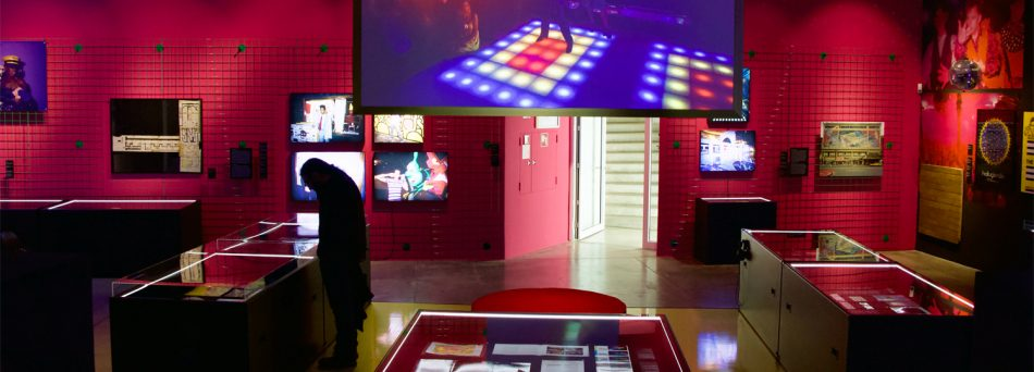 """night fever exhibition """"Night Fever"""" exhibition – Vitra Design Museum in Germany night fever 25"""