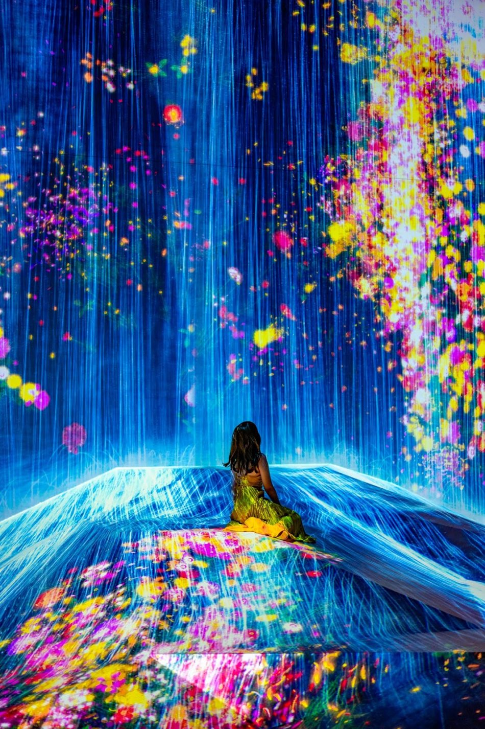teamlab Exploring teamLab Borderless: a digital art museum in Tokyo, Japan teamLab Borderless 21