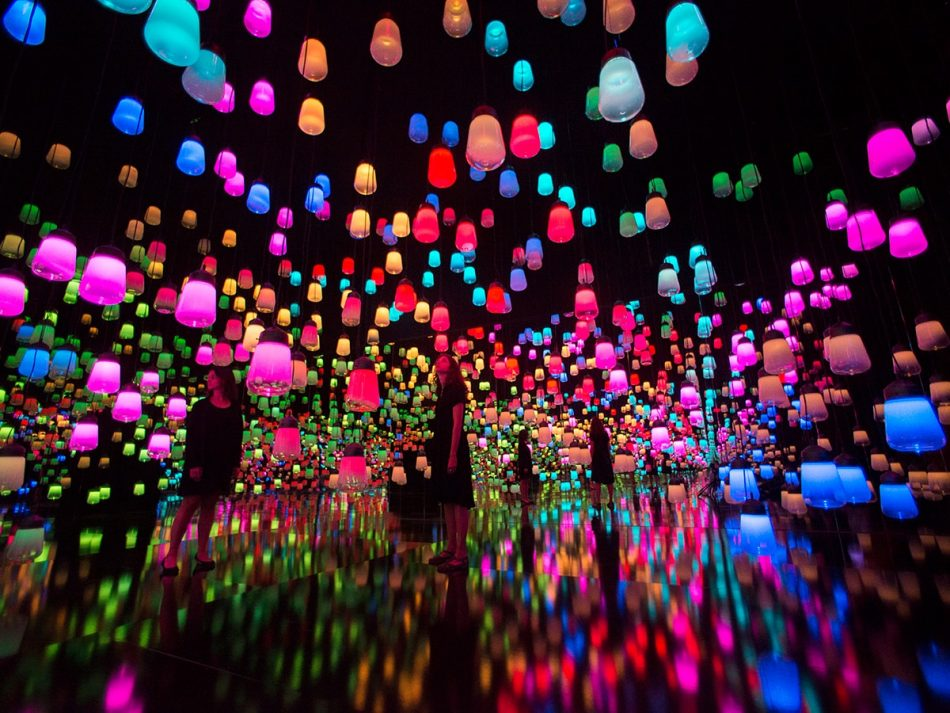 teamlab Exploring teamLab Borderless: a digital art museum in Tokyo, Japan teamLab Borderless 24