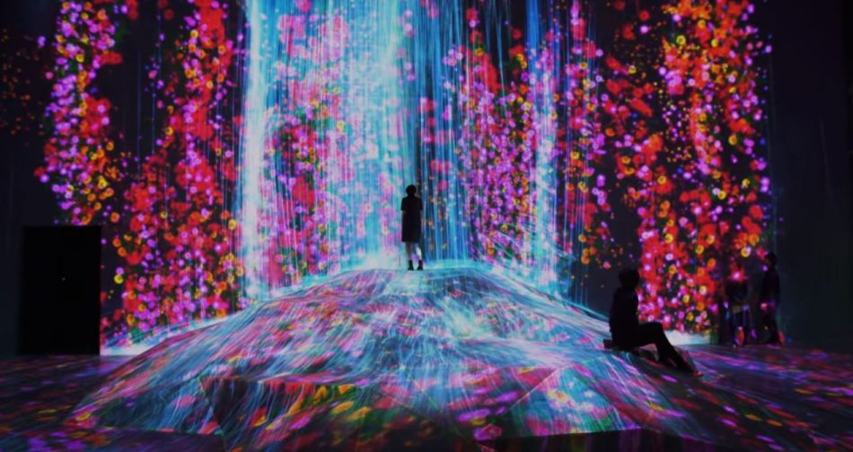 teamlab Exploring teamLab Borderless: a digital art museum in Tokyo, Japan teamLab Borderless 26