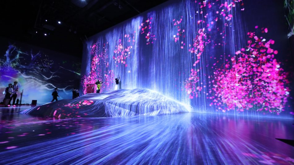 teamlab Exploring teamLab Borderless: a digital art museum in Tokyo, Japan teamLab Borderless 28