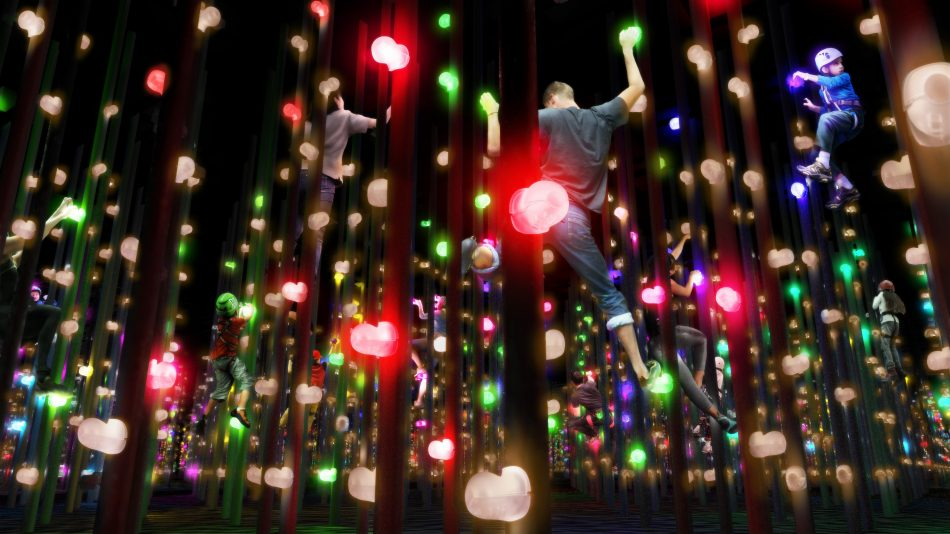 teamlab Exploring teamLab Borderless: a digital art museum in Tokyo, Japan teamLab Borderless 3