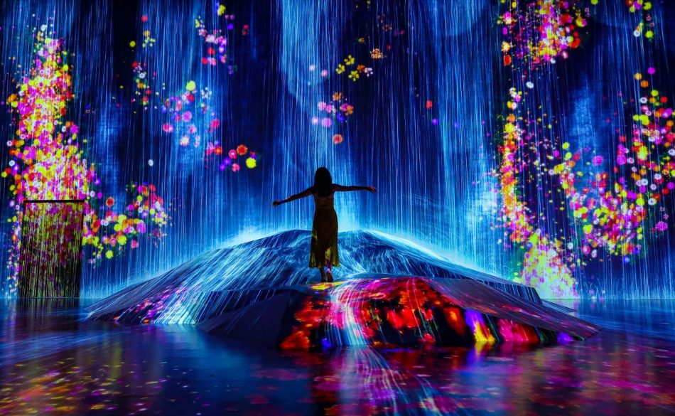 teamlab Exploring teamLab Borderless: a digital art museum in Tokyo, Japan teamLab Borderless 31
