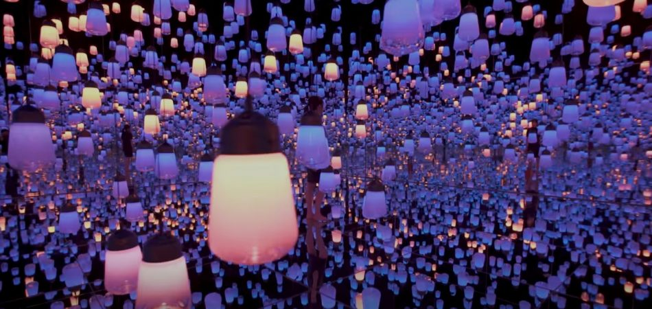 teamlab Exploring teamLab Borderless: a digital art museum in Tokyo, Japan teamLab Borderless 34