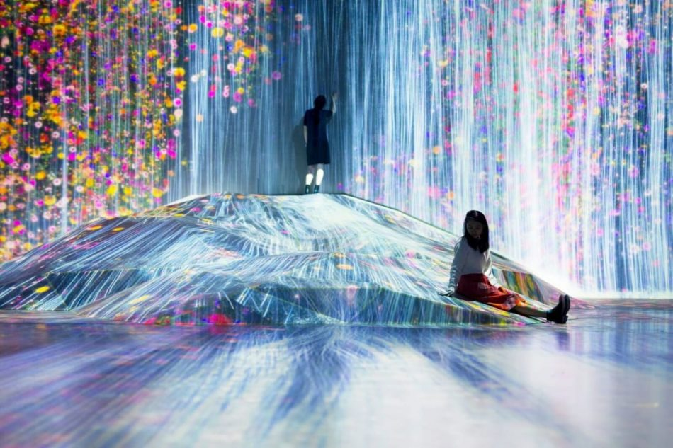 teamlab Exploring teamLab Borderless: a digital art museum in Tokyo, Japan teamLab Borderless 42
