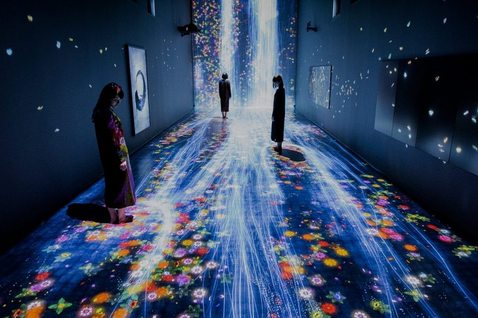teamlab Exploring teamLab Borderless: a digital art museum in Tokyo, Japan teamLab Borderless 6