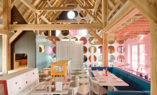 bar and restaurant design Detail in Contemporary Bar and Restaurant Design Bar and Restaurant Design 11 320x195