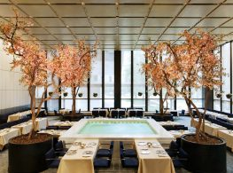 Bid Farewell // New York's Four Seasons Restaurant
